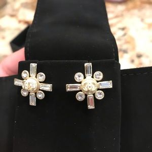 CHANEL stunning earrings new 2019 collection